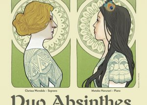 Duos Absinthes